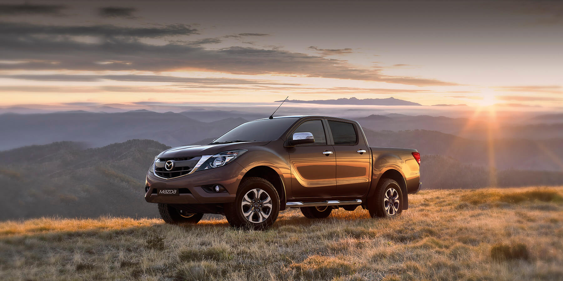 Mazda BT-50 Doble Cabina 2.2 SDX 6MT 4x4 diesel (E5) RADIO MULTIMEDIA