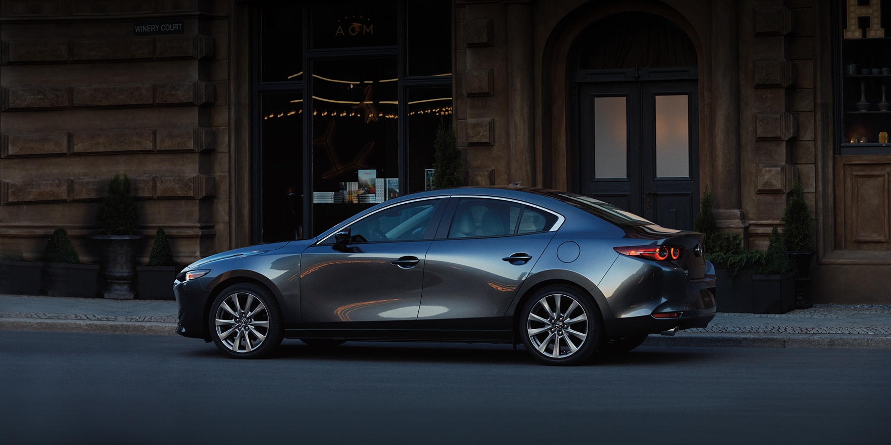 All-New Mazda3 Sedán S 2.0 7G 6MT